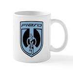 Fiero Mug - Blue 2K8c Logo