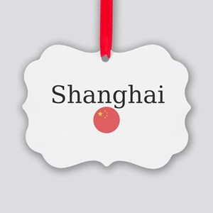 Shanghai Picture Ornament