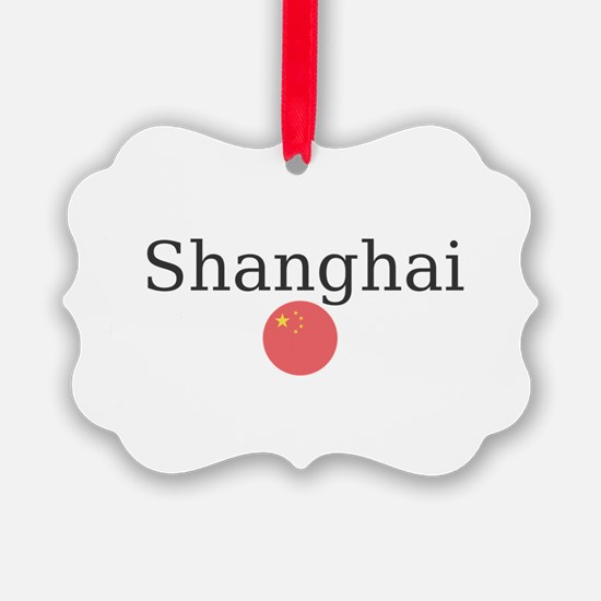 Shanghai Ornament