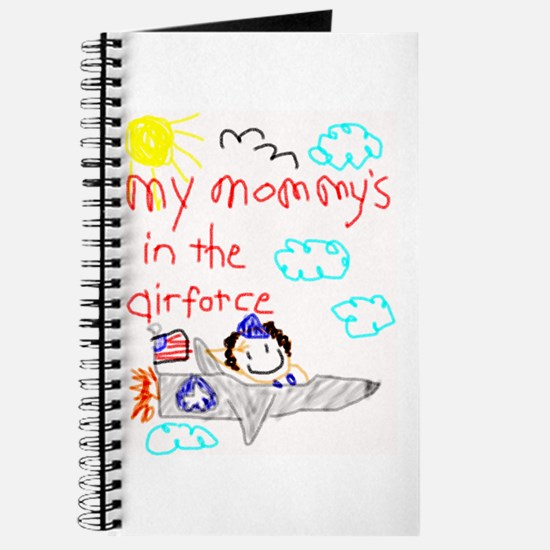 Airforce Mommy! Journal