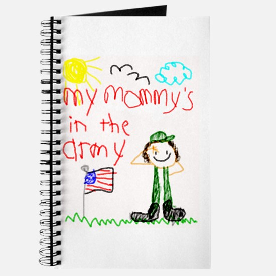Army Mommy! Journal