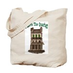 I Love The French Quarter Tote Bag