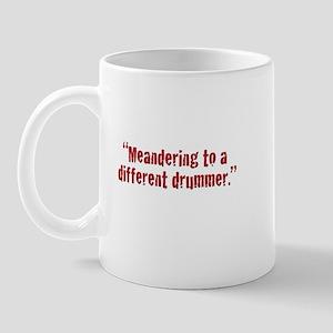 wise crack Mug