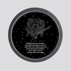 """Stars in the Heavens"" Wall Clock"