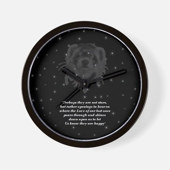 """Stars in the Heavens"" Wall Clock"