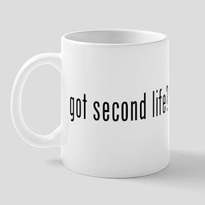 got second life? Mug