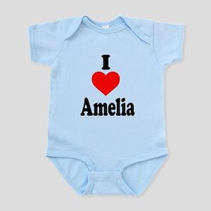 I heart Amelia Body Suit