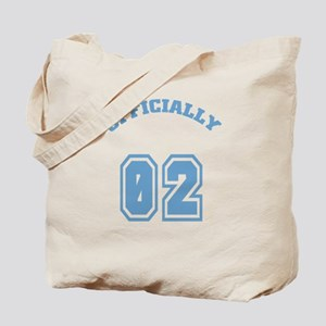 Officially 2 Tote Bag