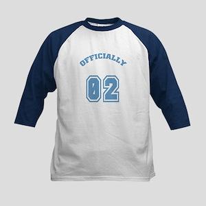 Officially 2 Kids Baseball Jersey
