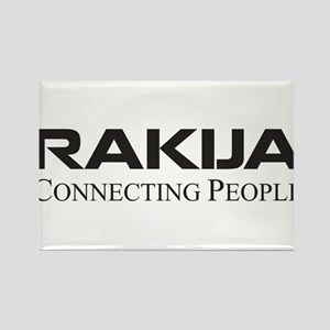 Rakija Rectangle Magnet
