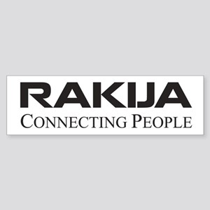 Rakija Bumper Sticker