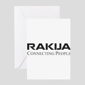 Rakija Greeting Card