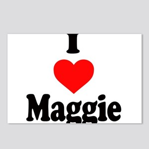 I heart Maggie Postcards (Package of 8)