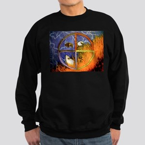 Medicine Wheel Sweatshirt