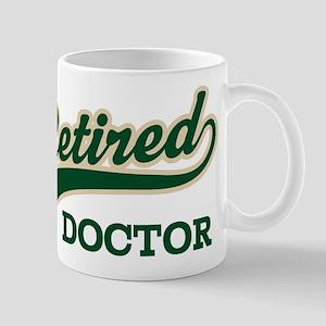 Retired Doctor Gift Stainless Steel Travel Mugs