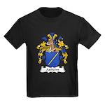 Axthelm Family Crest Kids Dark T-Shirt