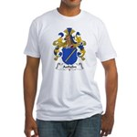 Axthelm Family Crest Fitted T-Shirt