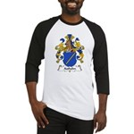 Axthelm Family Crest Baseball Jersey