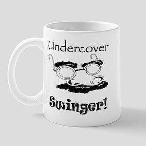 Undercover Swinger! Mug