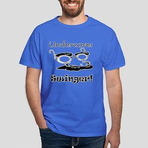 Undercover Swinger! Dark T-Shirt
