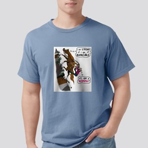 (I am)Woman on Trail Horse T-Shirt