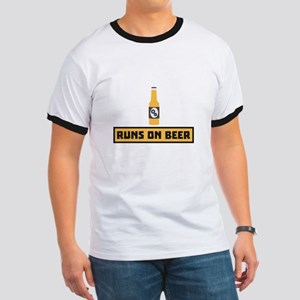Runs on Beer Cmk10 T-Shirt