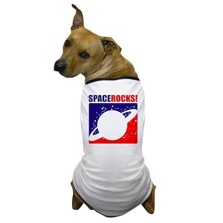 Space Rocks! Dog T-Shirt