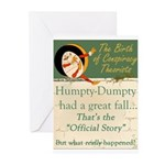 Conspiracy? Greeting Cards (Pk of 20)