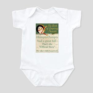 Conspiracy? Infant Bodysuit