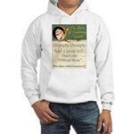 Conspiracy? Hooded Sweatshirt