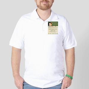 Conspiracy? Golf Shirt