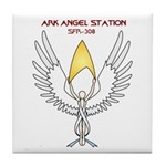 Ark Angel Tile Coaster