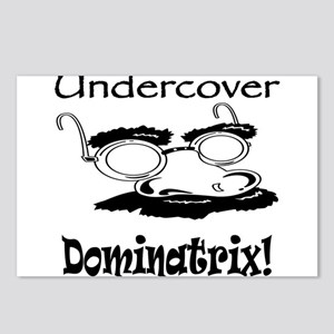 Undercover Dominatrix! Postcards (Package of 8)