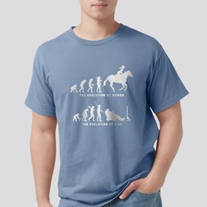 Horse Riding Women's Dark T-Shirt