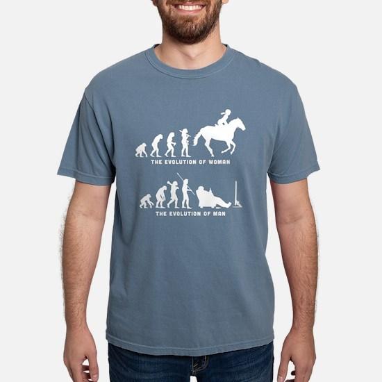 Horse Riding Women's Dark T-Shirt