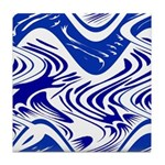 Dutch Blue & White Tile Coaster