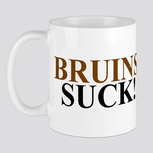 Bruins Suck! Mug
