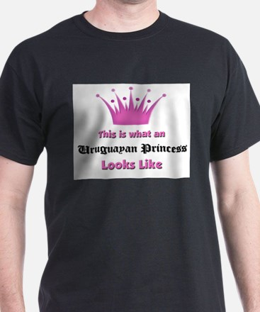 This is what an Uruguayan Princess Looks Like T-Shirt