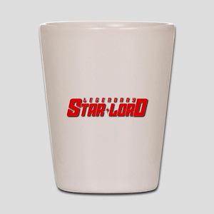 Star Lord Shot Glass