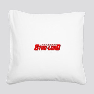 Star Lord Square Canvas Pillow