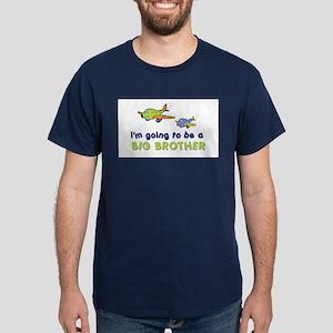 ADULT SIZE big brother plane Dark T-Shirt
