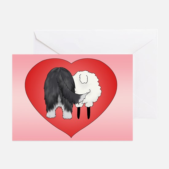 Nothin' Butt Ewe Valentine's Day Cards (Pk of 10)