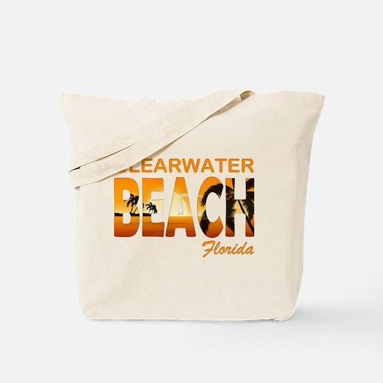 Florida - Clearwater Beach Tote Bag