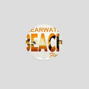Florida - Clearwater Beach Mini Button
