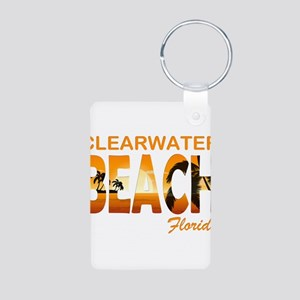 Florida - Clearwater Beach Keychains