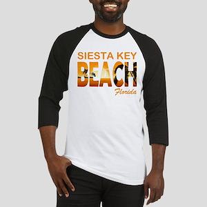 Florida - Siesta Key Beach Baseball Jersey