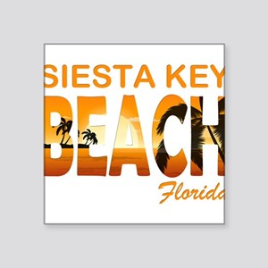 Florida - Siesta Key Beach Sticker
