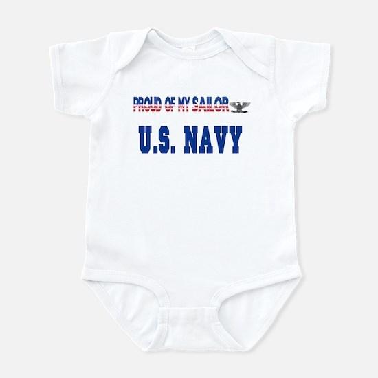 "Captain ""Pride"" Infant Bodysuit"