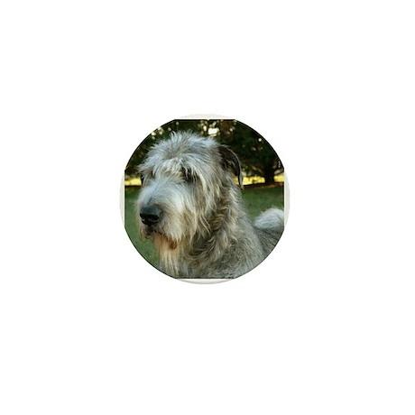 Irish Wolfhond Alert Mini Button