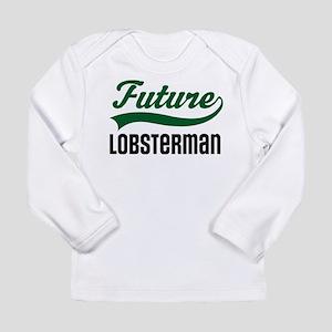 Future Lobsterman Long Sleeve T-Shirt